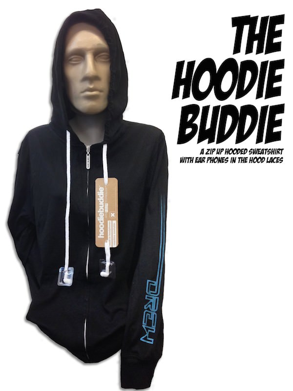 Synergy can customize the Hoodie Buddy!