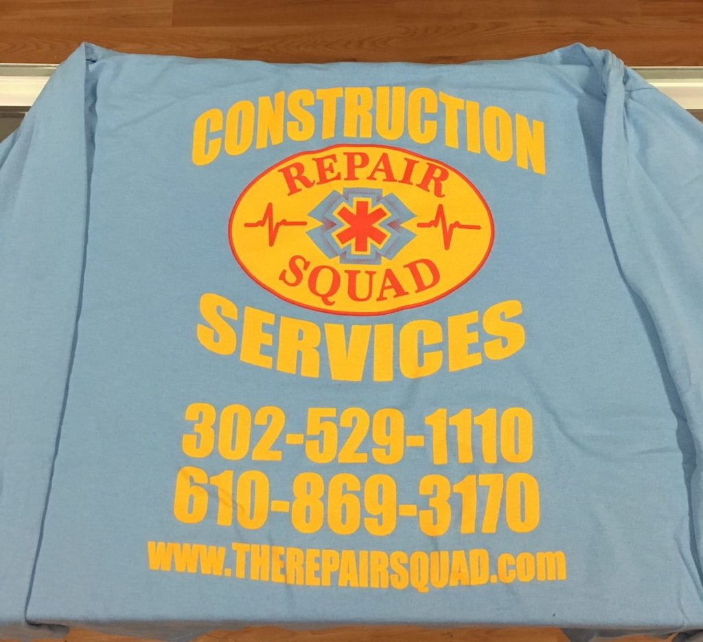 Custom Construction Shirts