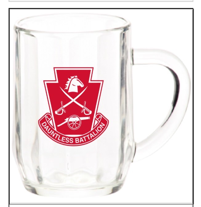 Custom Glass Mugs