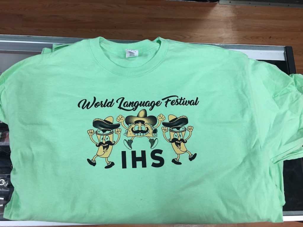 Custom Festival Shirts for Interboro High