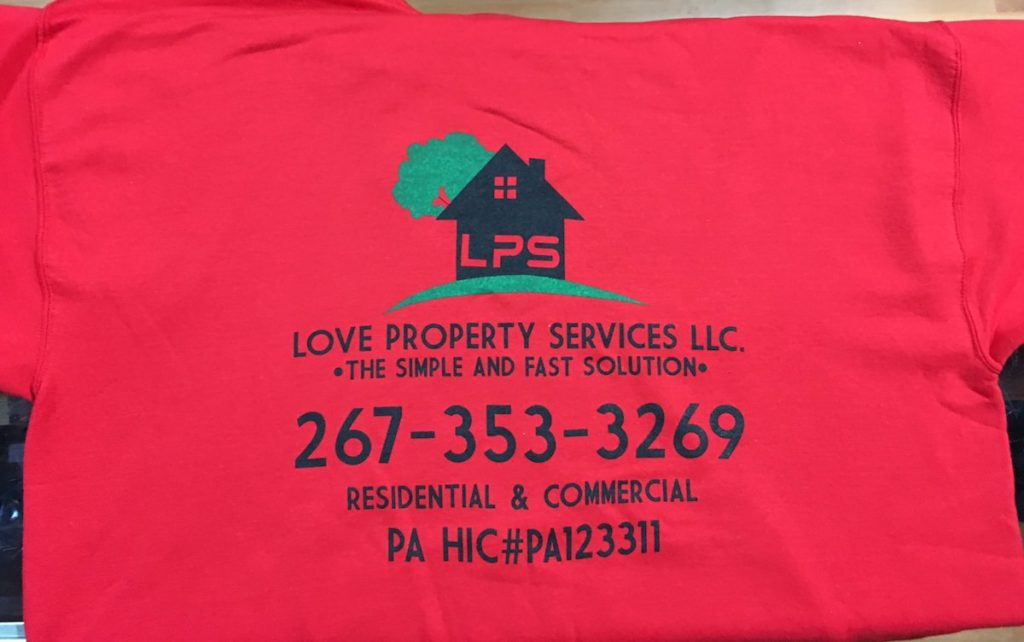 Love Lawn Care T-Shirts